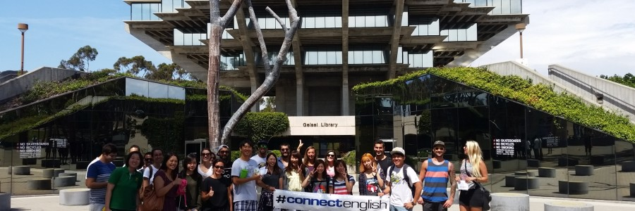 Connect English & UCSD Partnership